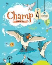 bokomslag Champ 4 Textbook