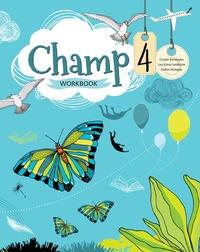 bokomslag Champ 4 Workbook