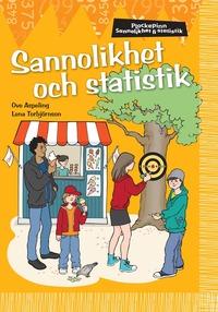 bokomslag Plockepinn - Sannolikhet och statistik