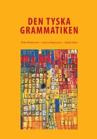 bokomslag Den Tyska Grammatiken