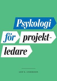bokomslag Psykologi för projektledare