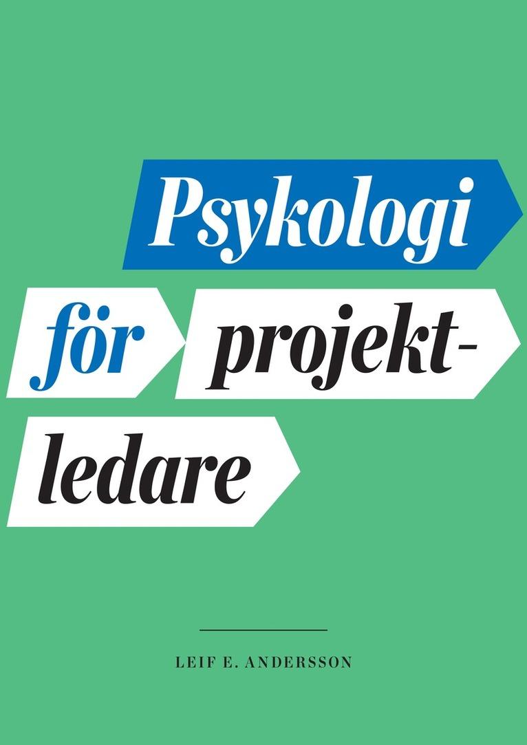 Psykologi för projektledare 1