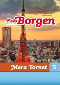 bokomslag Matte Direkt Borgen Mera Tornet 5 Ny upplaga