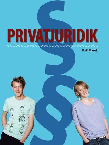 bokomslag Privatjuridik Faktabok med uppgifter