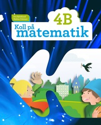 bokomslag Koll på matematik 4B