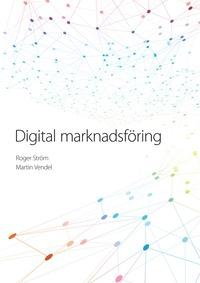 bokomslag Digital marknadsföring