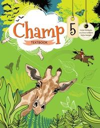 bokomslag Champ 5 Textbook