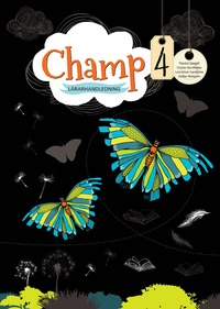 bokomslag Champ 4 Lärarhandledning