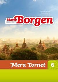 bokomslag Matte Direkt Borgen Mera Tornet 6 Ny upplaga