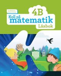 bokomslag Koll på matematik 4B Läxbok