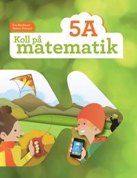 bokomslag Koll på matematik 5A