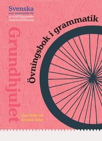 bokomslag Grundhjulet - övningsbok i grammatik