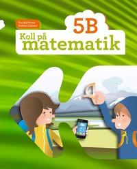 bokomslag Koll på matematik 5B