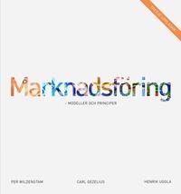 bokomslag Marknadsföring : modeller och principer