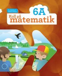 bokomslag Koll på matematik 6A