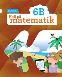 bokomslag Koll på matematik 6B