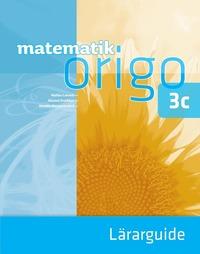 bokomslag Matematik Origo 3c Lärarguide