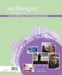 bokomslag Språkvägen sfi D Lärarhandledning med kopieringsunderlag