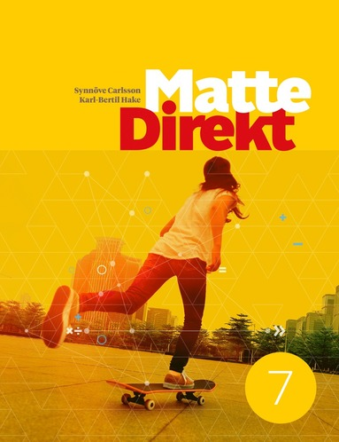 bokomslag Matte Direkt 7