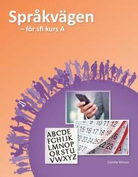 bokomslag Språkvägen sfi A Elevbok