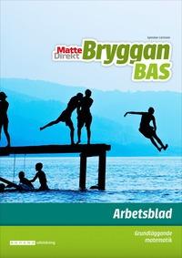 bokomslag Bryggan Bas Arbetsblad