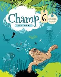 bokomslag Champ 6 Workbook
