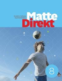 bokomslag Matte Direkt 8 upplaga 3