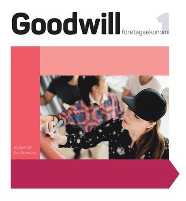 bokomslag Goodwill Företagsekonomi 1 upplaga 2
