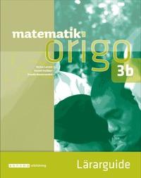 bokomslag Matematik Origo Lärarguide 3b
