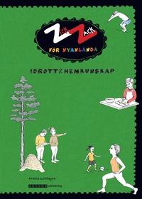 bokomslag ZickZack för nyanlända Idrott & hemkunskap