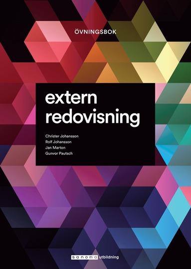 bokomslag Extern redovisning Övningsbok