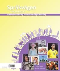 bokomslag Språkvägen sfi C Lärarhandledning med kopieringsunderlag