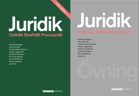bokomslag Juridik - civilrätt, straffrätt, processrätt Paket