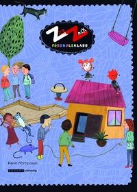 bokomslag ZickZack Förskoleklass Elevbok