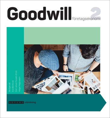 bokomslag Goodwill Företagsekonomi 2 Faktabok