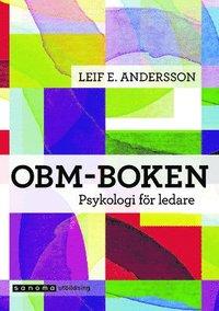 bokomslag OBM-boken Psykologi för ledare
