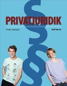 bokomslag Privatjuridik Fakta och övningar