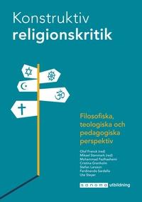 bokomslag Konstruktiv religionskritik