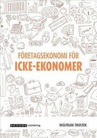bokomslag Företagsekonomi för icke-ekonomer upplaga 3