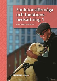 bokomslag Funktionsförmåga och funktionsnedsättning 1