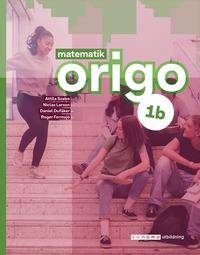 bokomslag Matematik Origo 1b upplaga 3