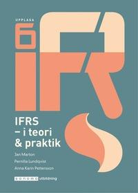 bokomslag IFRS : i teori och praktik