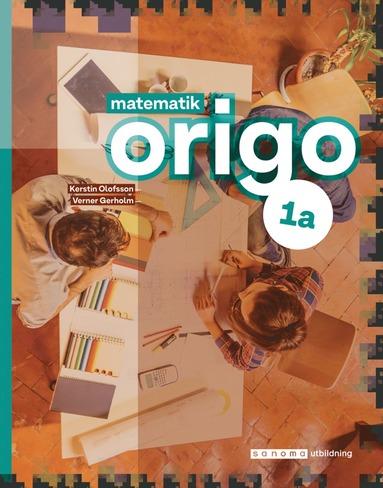bokomslag Matematik Origo 1a, upplaga 2