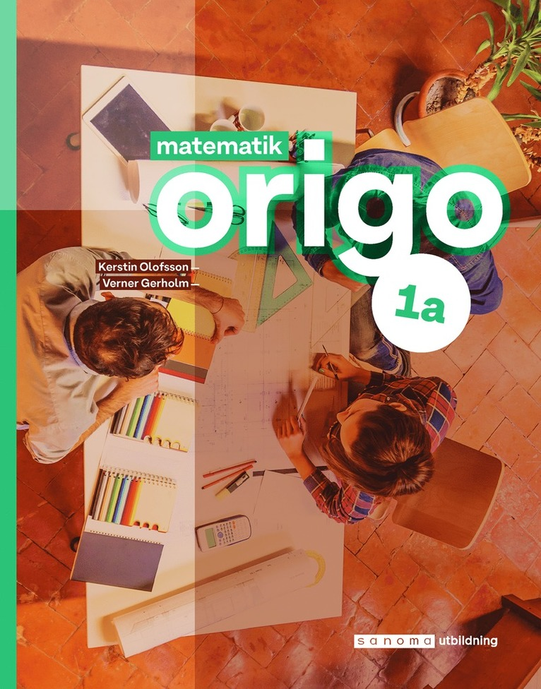 Matematik Origo 1a, upplaga 2 1