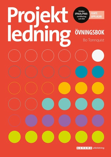bokomslag Projektledning Övningsbok upplaga 5