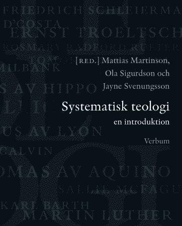 bokomslag Systematisk teologi : en introduktion