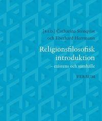 bokomslag Religionsfilosofisk introduktion : existens och samhälle