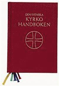 bokomslag Den svenska kyrkohandboken I