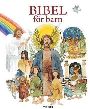 bokomslag Bibel för barn