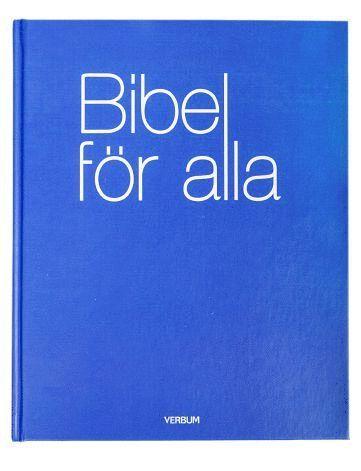 bokomslag Bibel för alla